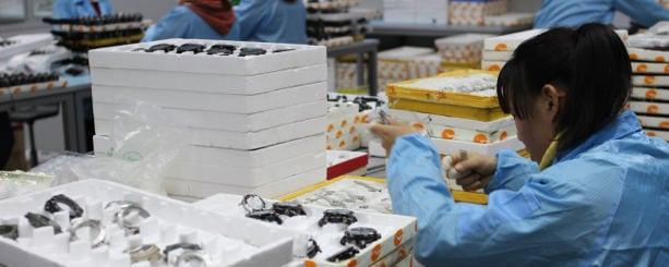Importare orologi dalla Cina