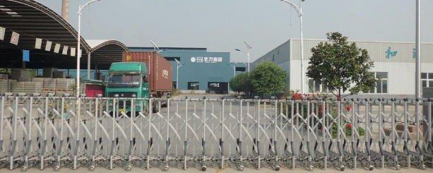 tipi di fornitori in Cina