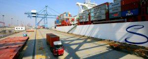 Trasporto marittimo internazionale dalla Cina all'Italia