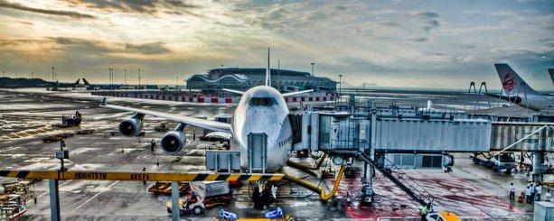 trasporto aereo dalla cina
