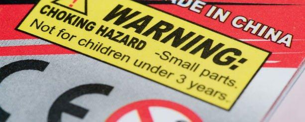 direttiva EN71 per i giocattoli