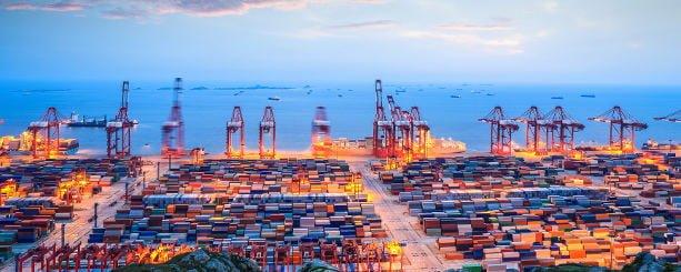 Frodi Trasporto Cina