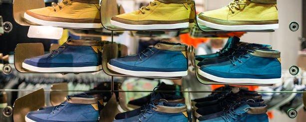 Importare scarpe