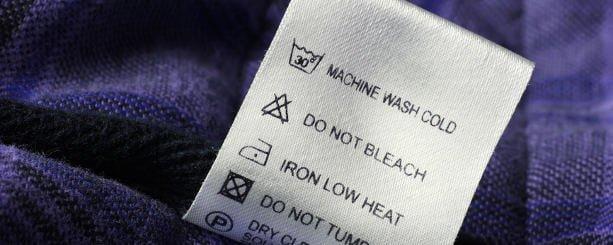Regolamenti per Vestiti e Tessuti