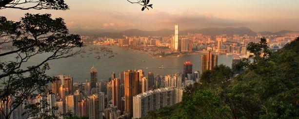 Fiere ad Honh Kong