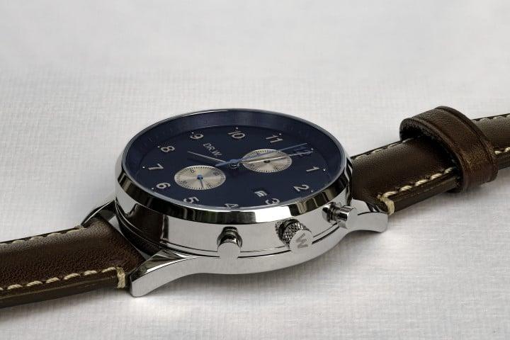 N001 DR.W. Modello Jurre Wrist Navy Silver Small.jpg