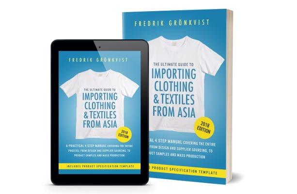 La Guida per Importare Abbigliamento e Tessuti dall'Asia