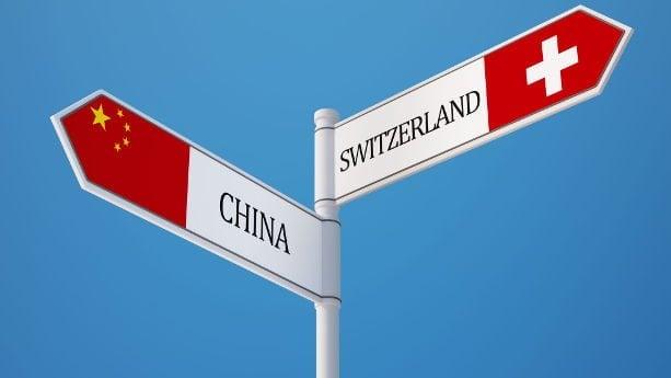 Importare dalla Cina alla Svizzera